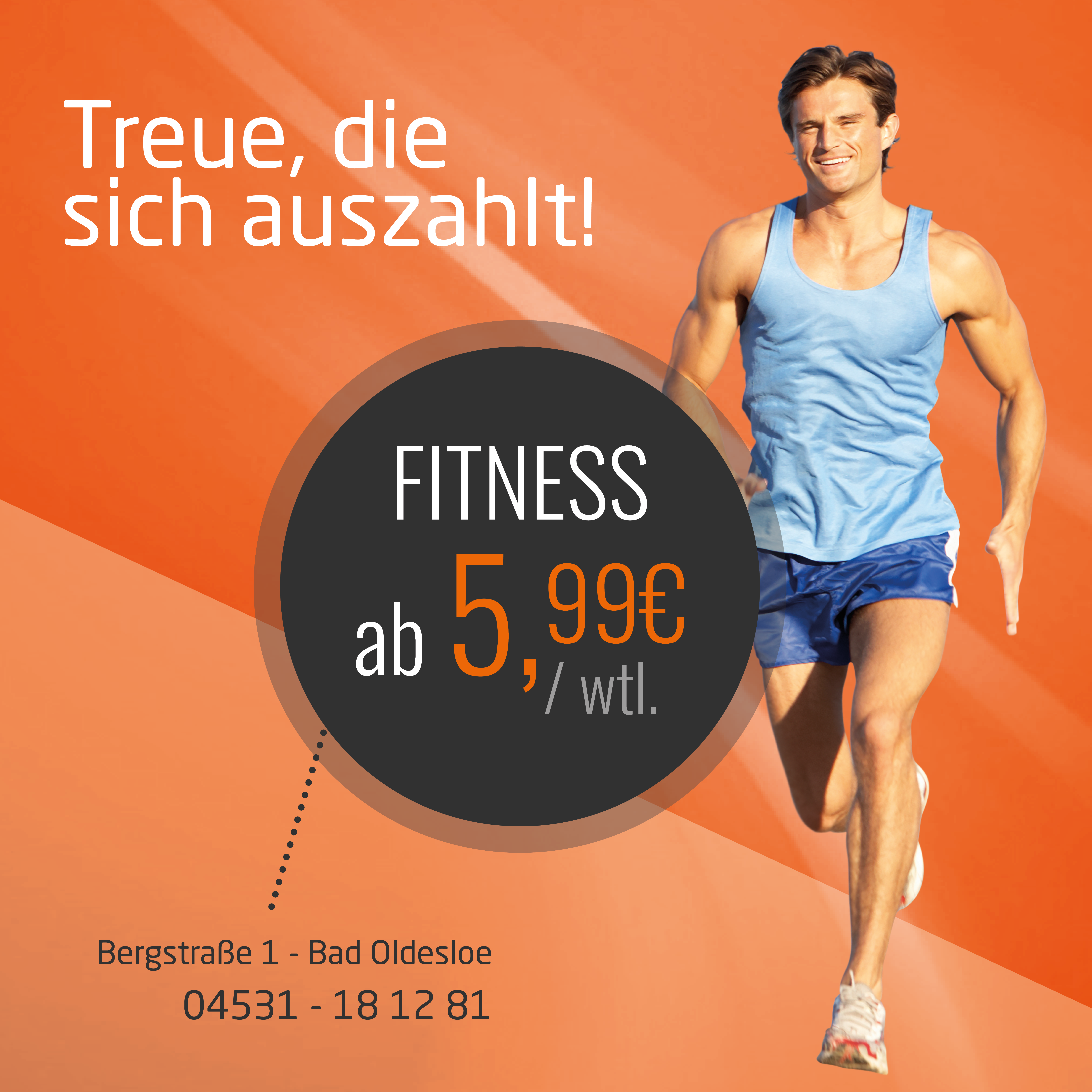 Treue Rabatt Wellness & Fitness Bad Oldesloe